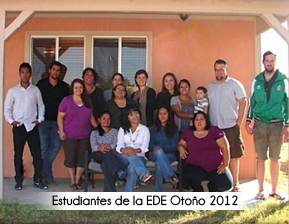 Estudiantes EDE Otoño 2012