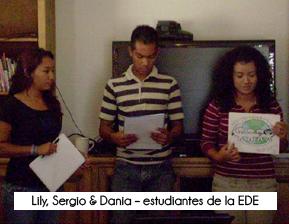 Estudiantes EDE Otoño